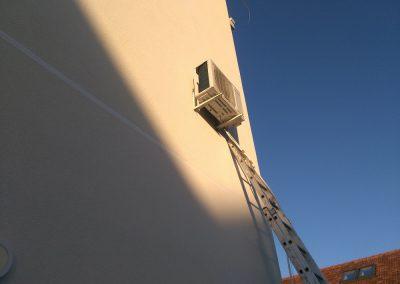 Popravka klima uređaja